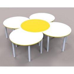 Papatya - Tırtıl Masa