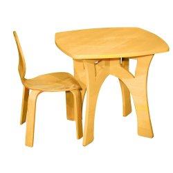 Bireysel Masa Kayın