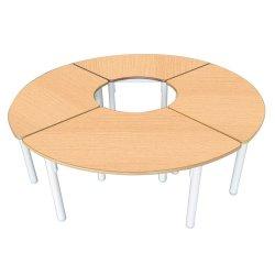 Yuvarlak Masa Grubu Kayın