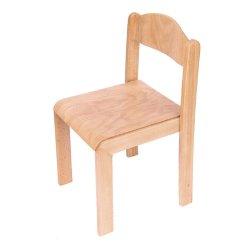 Kontra Klasik Ahşap Sandalye