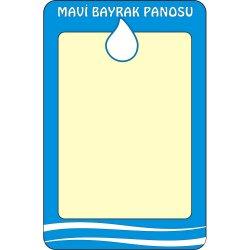 Mavi Bayrak Panosu