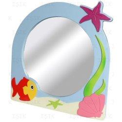 Balık Figürlü Lavabo Aynası
