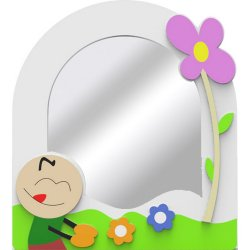 Çocuk Figürlü Lavabo Aynası