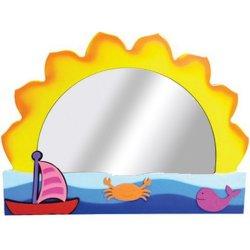 Yelkenli Lavabo Aynası