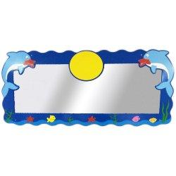 Büyük Yunus Lavabo Aynası