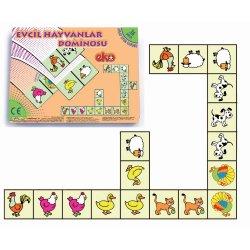 20075Hayvanlar Eşleştirme Akıl Oyunu 36 Parça