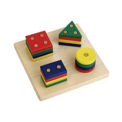 Kare Geometrik Şekiller