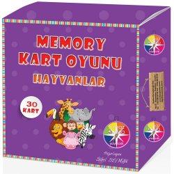 MEMORY KART OYUNU-HAYVANLAR